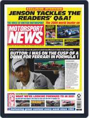 Motorsport News (Digital) Subscription January 7th, 2021 Issue