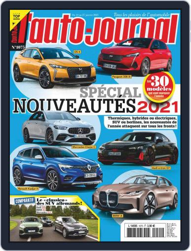 L'auto-journal (Digital) January 14th, 2021 Issue Cover