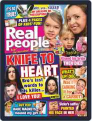 Real People (Digital) Subscription January 21st, 2021 Issue