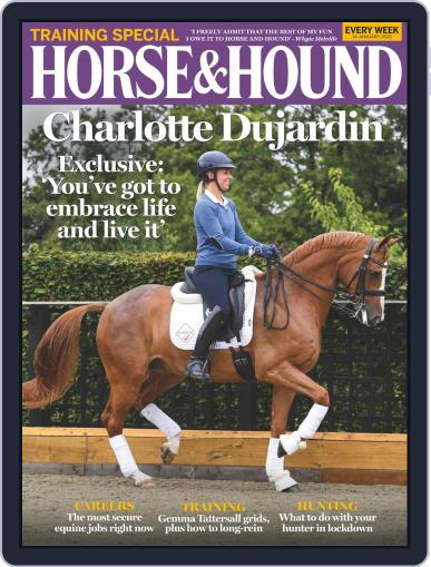 Horse & Hound (Digital) January 14th, 2021 Issue Cover