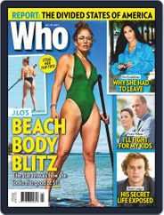WHO (Digital) Subscription January 25th, 2021 Issue
