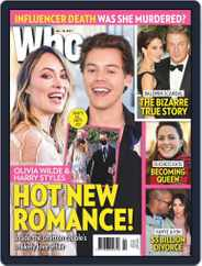 WHO (Digital) Subscription January 18th, 2021 Issue