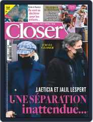 Closer France (Digital) Subscription January 15th, 2021 Issue