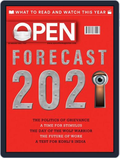 Open India January 8th, 2021 Digital Back Issue Cover
