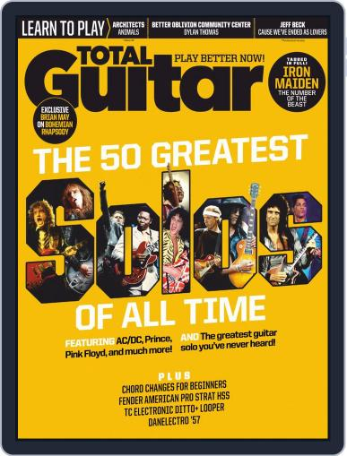 Total Guitar February 1st, 2021 Digital Back Issue Cover