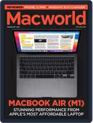 Macworld UK (Digital) Subscription February 1st, 2021 Issue