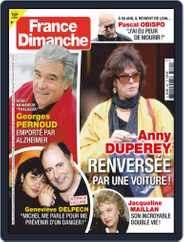France Dimanche (Digital) Subscription January 15th, 2021 Issue