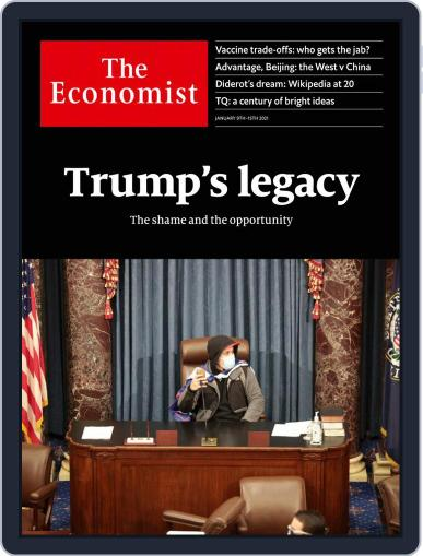 The Economist Asia Edition (Digital) January 9th, 2021 Issue Cover