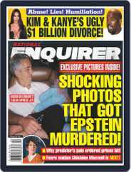 National Enquirer (Digital) Subscription January 25th, 2021 Issue