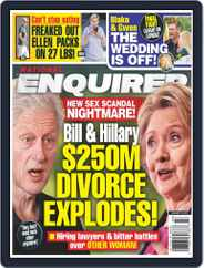 National Enquirer (Digital) Subscription January 18th, 2021 Issue