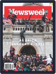 Newsweek (Digital) Subscription January 22nd, 2021 Issue