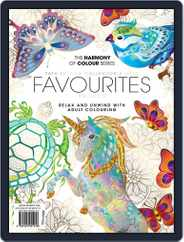 Colouring Book: Favourites II Magazine (Digital) Subscription January 15th, 2021 Issue