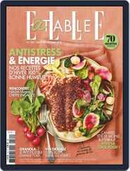 ELLE à Table (Digital) Subscription January 1st, 2021 Issue