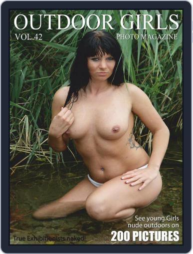 Outdoor Girls Adult Photo (Digital) January 17th, 2021 Issue Cover