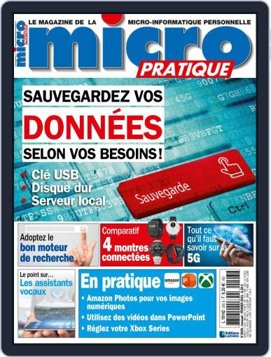 Micro Pratique (Digital) February 1st, 2021 Issue Cover