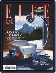 Elle Décoration France (Digital) Subscription January 1st, 2021 Issue
