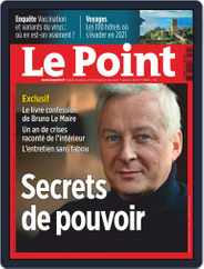 Le Point (Digital) Subscription January 7th, 2021 Issue