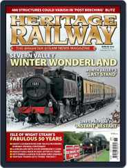 Heritage Railway (Digital) Subscription January 22nd, 2021 Issue