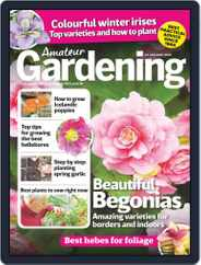 Amateur Gardening (Digital) Subscription January 23rd, 2021 Issue