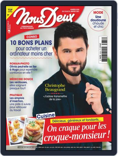 Nous Deux January 19th, 2021 Digital Back Issue Cover