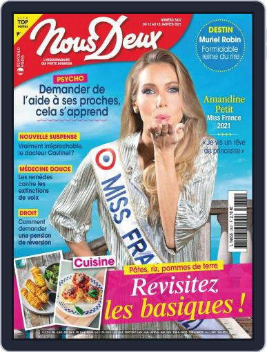 Nous Deux January 12th, 2021 Digital Back Issue Cover