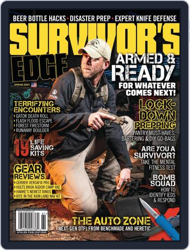 Survivor's Edge (Digital) December 28th, 2020 Issue Cover