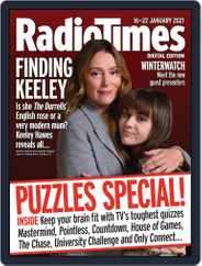 Radio Times (Digital) Subscription January 16th, 2021 Issue