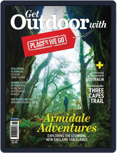 Outdoor (Digital) November 1st, 2020 Issue Cover