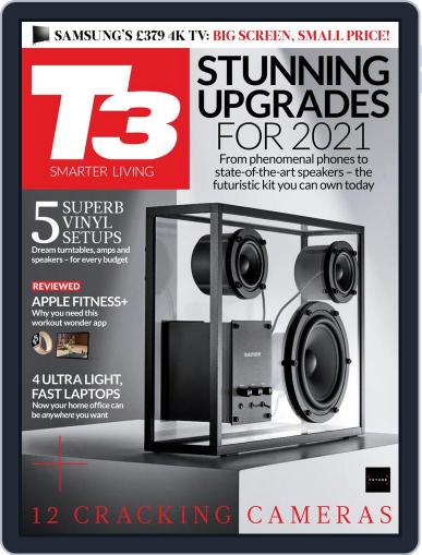 T3 (Digital) February 1st, 2021 Issue Cover