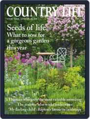 Country Life (Digital) Subscription January 20th, 2021 Issue