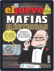 El Jueves (Digital) Subscription January 19th, 2021 Issue