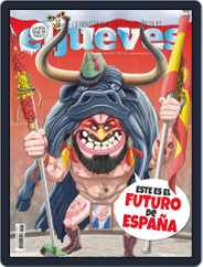 El Jueves (Digital) Subscription January 12th, 2021 Issue