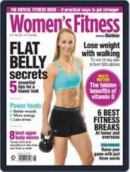 Women´s Fitness (Digital) Subscription February 1st, 2021 Issue