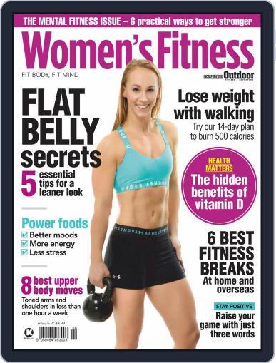 Women´s Fitness February 1st, 2021 Digital Back Issue Cover