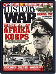 History of War (Digital) Subscription February 1st, 2021 Issue
