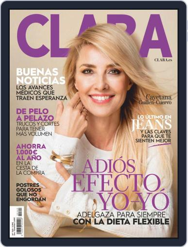Clara (Digital) February 1st, 2021 Issue Cover