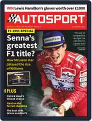 Autosport (Digital) Subscription January 14th, 2021 Issue