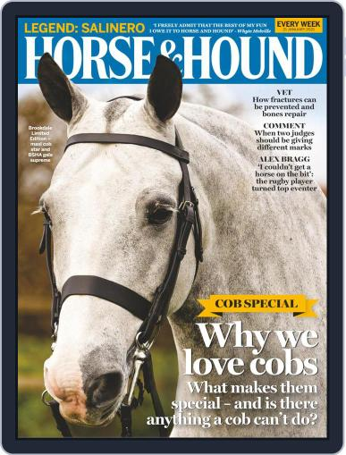 Horse & Hound (Digital) January 21st, 2021 Issue Cover
