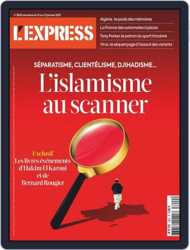 L'express (Digital) January 21st, 2021 Issue Cover