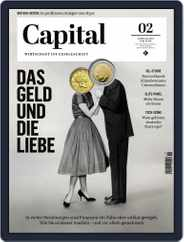 Capital Germany (Digital) Subscription February 1st, 2021 Issue