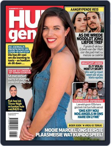 Huisgenoot (Digital) January 28th, 2021 Issue Cover