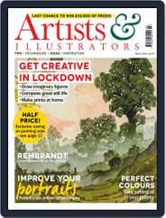 Artists & Illustrators (Digital) Subscription March 1st, 2021 Issue