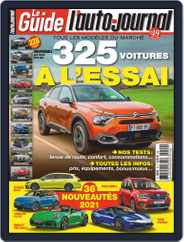 L'auto-journal (Digital) Subscription January 1st, 2021 Issue