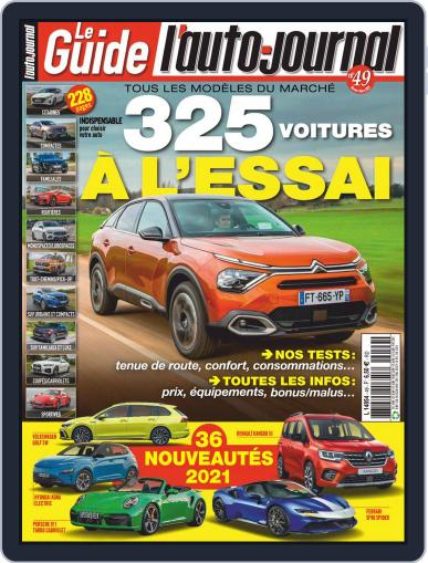 L'auto-journal (Digital) January 1st, 2021 Issue Cover