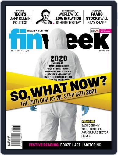 Finweek - English (Digital) December 17th, 2020 Issue Cover