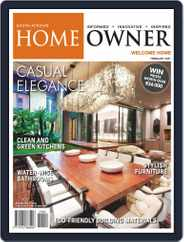 South African Home Owner (Digital) Subscription February 1st, 2021 Issue