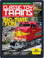 Classic Toy Trains (Digital) Subscription March 1st, 2021 Issue