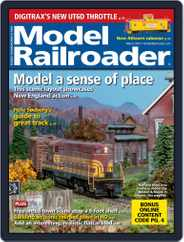 Model Railroader (Digital) Subscription March 1st, 2021 Issue
