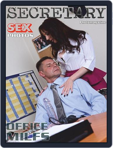 Sexy Secretary Adult Photo January 23rd, 2021 Digital Back Issue Cover