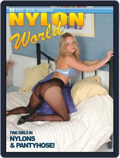 Nylons World Adult Fetish Photo January 24th, 2021 Digital Back Issue Cover